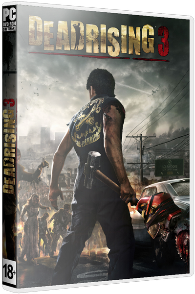 Dead Rising 3 - Apocalypse Edition [Update 6] (2014) PC | RePack от xatab