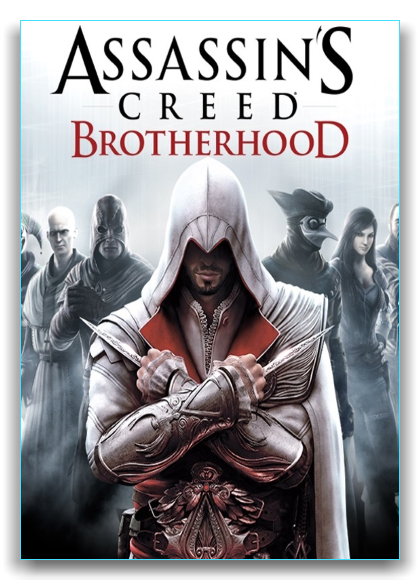 Assassin's Creed: Brotherhood (Ubisoft Entertainment) (RUS|RUS) [RePack] от xatab