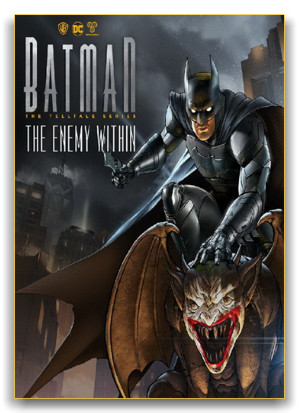 Batman: The Enemy Within - Episode 1-5  (RUS|ENG|MULTi9)  RePack от xatab