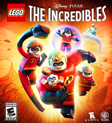 LEGO The Incredibles (2018) PC [Лицензия]