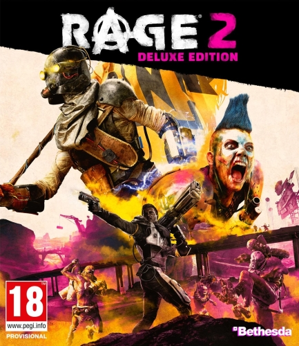 Rage 2  [1.09 Update 4] (2019) PC | RePack от xatab