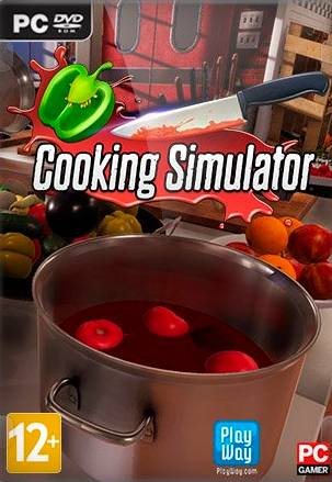Cooking Simulator [v. 3.3.0+DLC] (2019) RePack от xatab