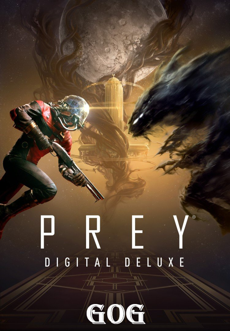 Prey Digital Deluxe Edition [GOG] (2017) PC | Лицензия